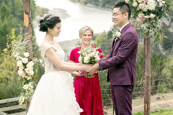 Wedding at Canyons Lodge Queenstown