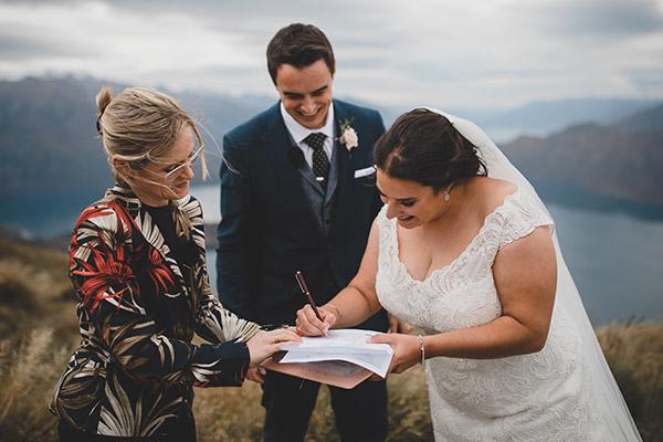 Lisa & Cillian, Coromandel Peak, Wanaka