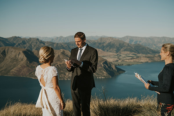 Hayley & Tom, Coromandel Peak, Wanaka.